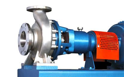 KHZ型標準化工流程泵
